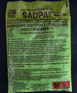 Katalizator Sadpal 1KG